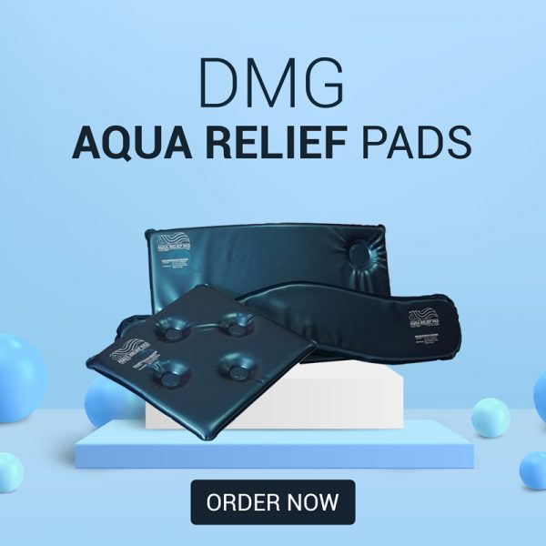 DMG Aqua Relief Pads