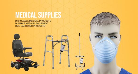 81 x 312 Medical Supply