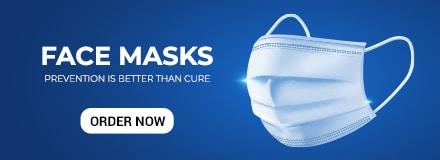 DMG Face Mask Store