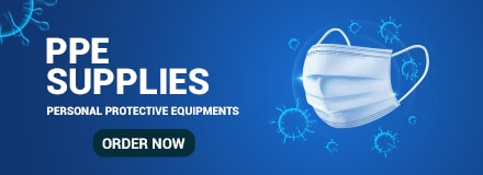 DMG PPE Supplies Products