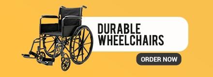 DMG Durable Wheelchair
